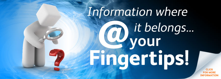 Information at your fingertips with SOLsearcher Enterprise